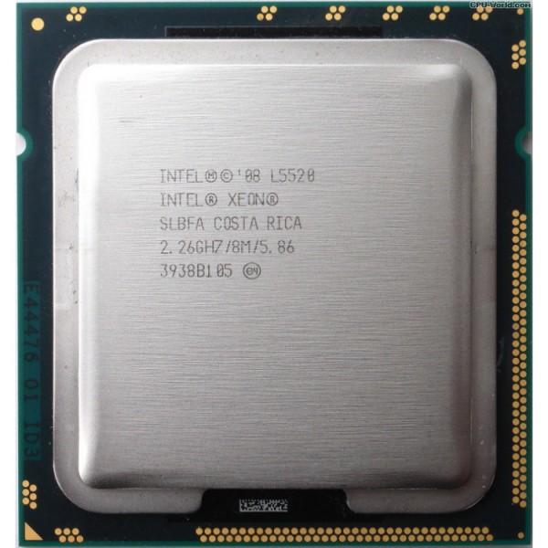 Procesor Server Quad Core Intel Xeon L5520 2.26GHz, 8MB Cache - ShopTei.ro