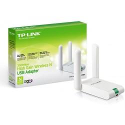 Adaptor wireless TP-LINK TL-WN822N, 300 Mbps, USB - ShopTei.ro