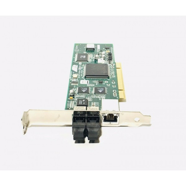 Placa retea PCI  32Bit UTP & Fibra, AT-2451FTX 10/100TX, High Profile - ShopTei.ro