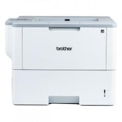 Imprimanta Laser Monocrom Brother HL-L6300DW, Duplex, A4, 48ppm, 1200 x 1200 dpi, Wireless, Retea, USB, Toner si Unitate Drum Noi - ShopTei.ro