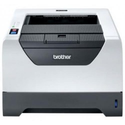 Imprimanta Laser Monocrom Brother HL-5340D, Duplex, A4, 32ppm, 1200 x 1200dpi, USB, Parallel, Cartus si Unitate Drum Noi - ShopTei.ro