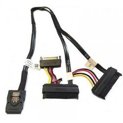 Cablu Dell T3F4V Mini SAS la Dual SAS si Power Cable, 45CM - ShopTei.ro