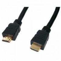Cablu HDMI A - HDMI A 1.4 - 557 Gold / 1,5m