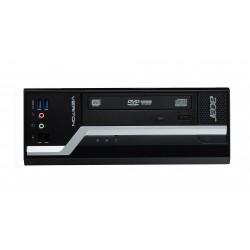 Calculator Acer Veriton X6630G SFF, Intel Celeron G1840 2.80GHz, 4GB DDR3, 500GB SATA, DVD-ROM - ShopTei.ro