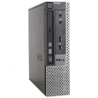 Calculator Dell 9010 USFF, Intel Core i5-3470S 2.90GHz, 4GB DDR3, 500GB SATA, DVD-RW