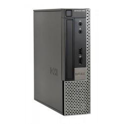 Calculator Dell 990 USFF, Intel Core i5-2400s 2.50GHz, 4GB DDR3, 250GB SATA, DVD-RW - ShopTei.ro
