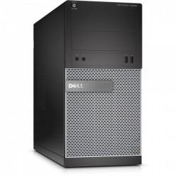 Calculator DELL OptiPlex 3020 Tower, Intel Pentium G3220 3.00GHz, 4GB DDR3, 250GB SATA, DVD-ROM - ShopTei.ro