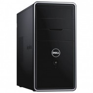 Calculator Dell Inspiron 3847 Tower, Intel Core i5-4460 3.20GHz, 4GB DDR3, 120GB SSD