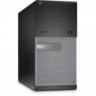 Calculator DELL Optiplex 3020 Tower, Intel Core i5-4690T 2.50GHz, 8GB DDR3, 120GB SSD, DVD-RW