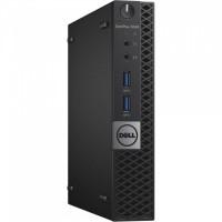 Calculator DELL Optiplex 3040 MiniPC, Intel Core i5-6500T 2.50GHz, 4GB DDR3, 500GB SATA