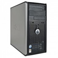 Calculator DELL OptiPlex 320 Tower, Intel Core 2 Duo E4400 2.00GHz, 2GB DDR2, 250GB SATA