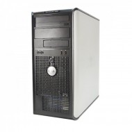 Calculator DELL OptiPlex 360 Tower, Intel Core 2 Duo E7500 2.93GHz, 4GB DDR2, 80GB SATA, DVD-RW