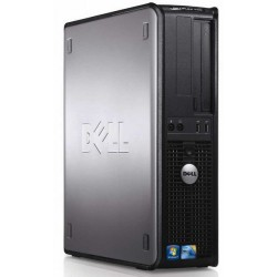 Calculator Dell Optiplex 380 Desktop, Intel Core 2 Duo E7500 2.93GHz, 4GB DDR2, 250GB SATA, DVD-RW - ShopTei.ro