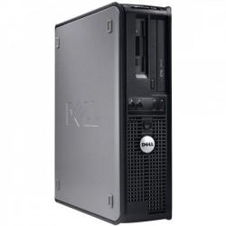 Calculator DELL GX745 Desktop, Intel Core 2 Duo E4400 2.00GHz, 2GB DDR2, 250GB SATA, DVD-ROM - ShopTei.ro