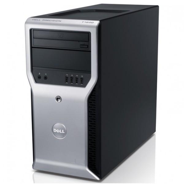 Calculator Dell Precision T1600, Intel Core i3-2100 3.10GHz, 4GB DDR3, 320GB SATA, DVD-ROM - ShopTei.ro