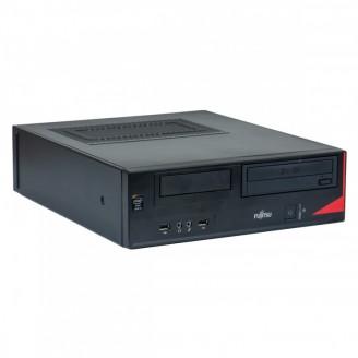 Calculator Fujitsu E520 SFF, Intel Core i3-4130 3.40GHz, 4GB DDR3, 250GB SATA, DVD-ROM