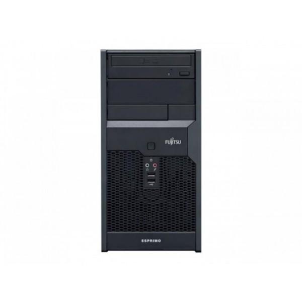 Calculator Fujitsu Esprimo P2560, Intel Core 2 Duo E7500 2.93GHz, 4GB DDR3, 160GB SATA, DVD-ROM - ShopTei.ro