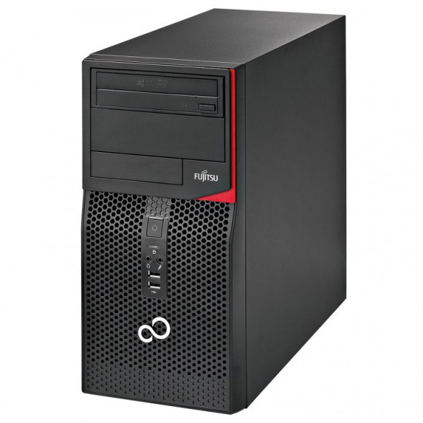 Calculator Fujitsu Siemens P556 Tower, Intel Core i5-6400T 2.20GHz, 8GB DDR4, 120GB SSD, DVD-RW - ShopTei.ro
