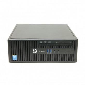 Calculator HP 400 G2.5 SFF, Intel Core i3-4130 3.40GHz, 4GB DDR3, 500GB SATA, DVD-RW