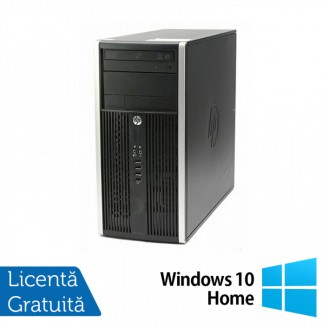 Calculator HP Compaq 6200 Pro Tower, Intel Core i5-2500 3.30GHz, 8GB DDR3, 120GB SSD, DVD-RW + Windows 10 Home