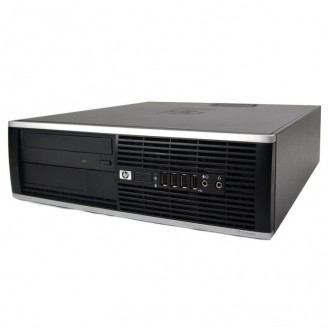 Calculator HP 8100 Elite SFF, Intel Core i5-650 3.20GHz, 4GB DDR3, 250GB SATA, DVD-RW