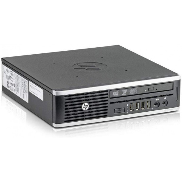 Calculator HP 8300 Elite USDT, Intel Core i3-3220 3.30GHz, 4GB DDR3, 160GB SATA, DVD-ROM - ShopTei.ro