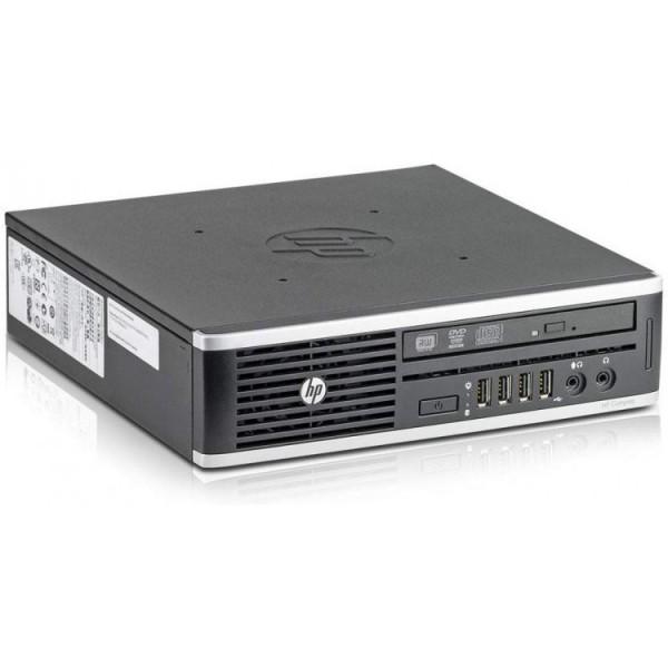 Calculator HP 8300 Elite USDT, Intel Core i3-3220 3.30GHz, 8GB DDR3, 120GB SSD, DVD-ROM - ShopTei.ro