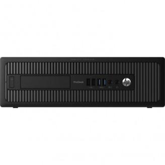 Calculator HP Prodesk 600G1 SFF, Intel Core i5-4570 3.20GHz, 4GB DDR3, 500GB SATA