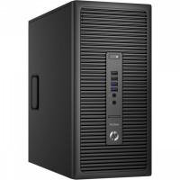 Calculator HP Prodesk 600 G2 Tower, Intel Celeron G3900 2.80GHz, 4GB DDR3, 500GB SATA, DVD-RW