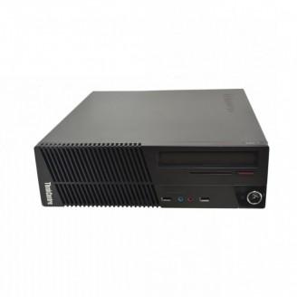 Calculator Lenovo ThinkCentre M71e SFF, Intel Core i3-2100 3.10GHz, 4GB DDR3, 500GB SATA, DVD-RW