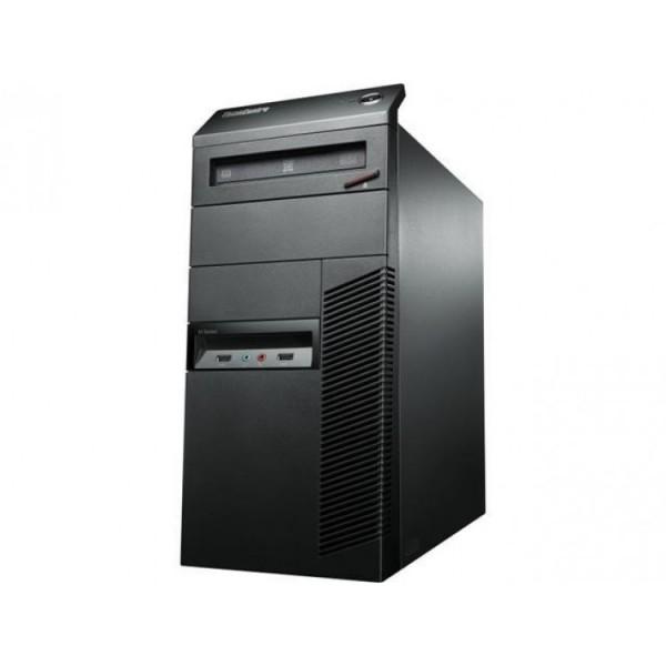 Calculator Lenovo Thinkcentre M73P Tower, Intel Core i5-4570 3.20GHz, 4GB DDR3, 250GB SATA - ShopTei.ro