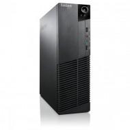 Calculator Lenovo Thinkcentre M83 SFF, Intel Core i3-4130 3.40GHz, 8GB DDR3, 120GB SSD, Placa video Gaming Geforce GTX 750/4GB GDDR5/128Bit