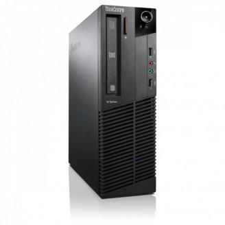Calculator Lenovo Thinkcentre M83 SFF, Intel Core i3-4130 3.40GHz, 8GB DDR3, 120GB SSD
