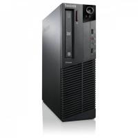 Calculator Lenovo Thinkcentre M83 SFF, Intel Core i3-4130 3.40GHz, 4GB DDR3, 250GB SATA