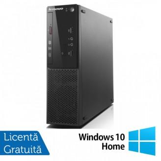 Calculator Lenovo ThinkCentre S500 SFF, Intel Core i5-4460S 2.90GHz, 8GB DDR3, 120GB SSD + Windows 10 Home