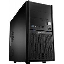Calculator Cooler Master, Intel Xeon Quad Core E5-2609 2.40GHz, 16GB DDR3, HDD 2TB SATA, Placa video AMD Radeon R7 350/4GB GDDR5, DVD-RW, Carcasa FULL ATX-500W PSU - ShopTei.ro