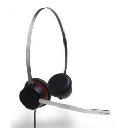 Casti pentru Call Center Avaya L159, Noise cancellation dual active microphones, Busy light, USB, Bluetooth, Ambalaj Original Deschis