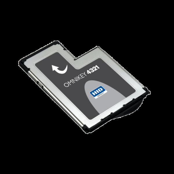 Cititor de carduri HID Omnikey 4321 v2 Mobile Smart Card Reader - ShopTei.ro