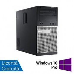Calculator Dell OptiPlex 7010 Tower, Intel Core i7-3770 3.40GHz, 4GB DDR3, 500GB SATA, DVD-RW + Windows 10 Pro - ShopTei.ro