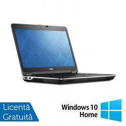 Laptop DELL Latitude E6440, Intel Core i5-4310M 2.70GHz, 4GB DDR3, 120GB SSD, DVD-RW, 14 Inch Full HD, Fara Webcam + Windows 10 Home - ShopTei.ro