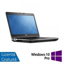 Laptop DELL Latitude E6440, Intel Core i5-4310M 2.70GHz, 4GB DDR3, 120GB SSD, DVD-RW, 14 Inch Full HD, Fara Webcam + Windows 10 Pro - ShopTei.ro