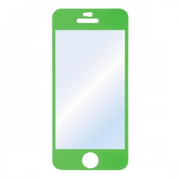 Folie Protectie HAMA iPhone 5C, Verde - ShopTei.ro