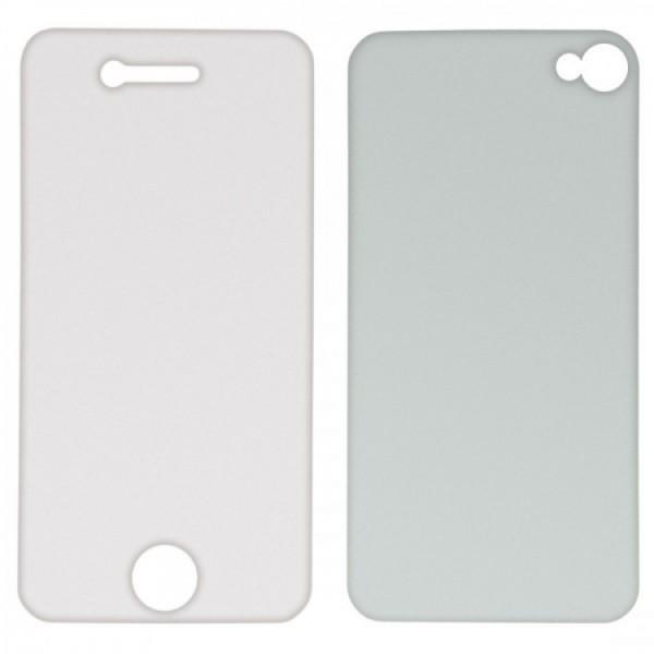 Folie Protectie HAMA pentru Iphone 4/4s - Fata/Spate - ShopTei.ro