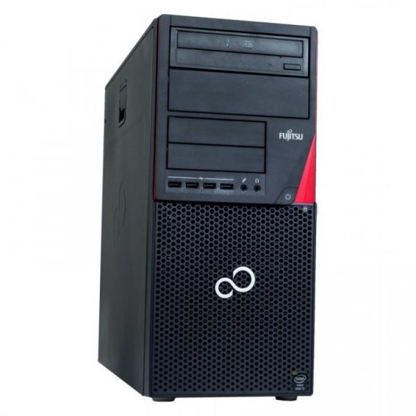 Calculator FUJITSU SIEMENS P920 Tower, Intel Core i5-4590 3.30GHz, 8GB DDR3, 500GB SATA, DVD-RW - ShopTei.ro