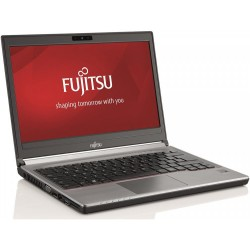 Laptop Fujitsu Siemens Lifebook E734, Intel Core i7-4610M 3.00GHz, 8GB DDR3, 120GB SSD, DVD-RW, 13.3 Inch, Webcam - ShopTei.ro