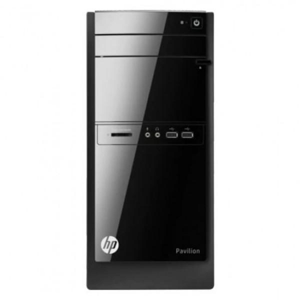 Calculator HP 110 Tower, Intel Core i5-4460 3.20GHz, 8GB DDR3, 500GB SATA, DVD-ROM - ShopTei.ro