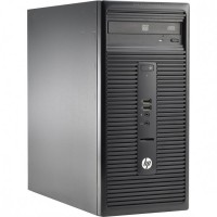 Calculator HP 280 G1 Tower, Intel Core i3-4130 3.60GHz, 4GB DDR3, 500GB SATA, DVD-RW