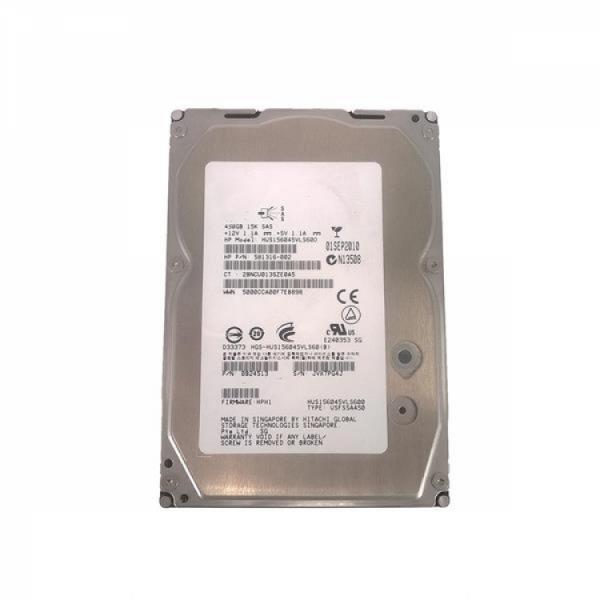 Hard Disk Server 450GB SAS, 3.5 inch, 15K RPM, Diverse modele - ShopTei.ro