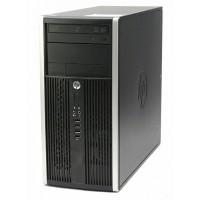Calculator HP Compaq 6200 Pro Tower, Intel Core i5-2500 3.30GHz, 8GB DDR3, 500GB SATA, DVD-RW