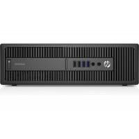 Calculator HP 800 G2 SFF, Intel Core i3-6100 3.70GHz, 8GB DDR4, 120GB SSD